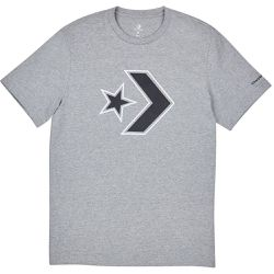 Tee shirt col rond manches courtes - Converse - Shopsquare