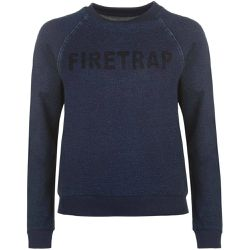 Sweat col rond - Firetrap - Shopsquare