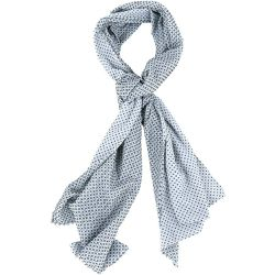 Echarpe ete coton croix brodees - CARNET DE VOL - Shopsquare c457dffe283