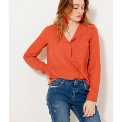 Blouse tunique fluide - CAMAIEU - Shopsquare