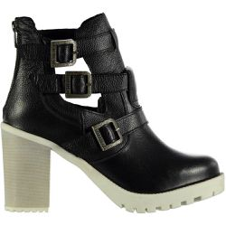 Bottines talon carré - Firetrap - Shopsquare