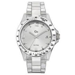 Montre Girl Only En Et Plastique Transparent Pour Femme - GO GIRL ONLY - Shopsquare