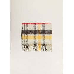 da2da27fc47 Maxi écharpe à franges - Mango - Shopsquare