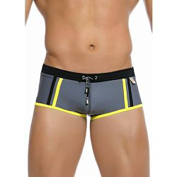 Shorty de bain Active Gray Gigo - CLEVER - Shopsquare