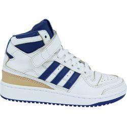 b54c949e91 Baskets montantes cuir FORUM MID - adidas Originals - Shopsquare