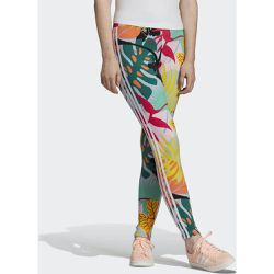 Legging Tropicalage 3-Stripes - adidas Originals - Shopsquare