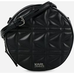 K/Kuilted sac bandoulière rond - Karl Lagerfeld - Shopsquare