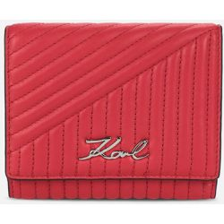 K/Signature Quilted portefeuille - Karl Lagerfeld - Shopsquare