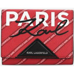 K/CITY MEDIUM WALLET PARIS - Karl Lagerfeld - Shopsquare