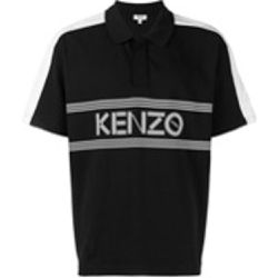 Logo short-sleeve polo top - Kenzo - Shopsquare