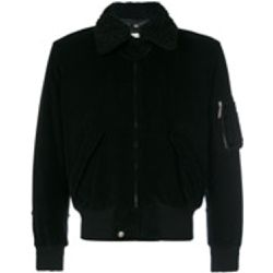 Veste bomber zippée - Saint Laurent - Shopsquare