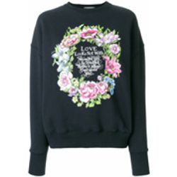 Sweat imprimé Love - alexander mcqueen - Shopsquare