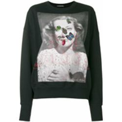 Bug embroidered jumper - alexander mcqueen - Shopsquare
