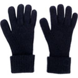 Ribbed knitted gloves - N.Peal - Shopsquare