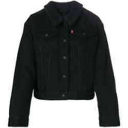 Furry collar denim jacket - Levi's - Shopsquare