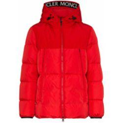 12c065537e9 Doudoune à bordures monogramées - Moncler - Shopsquare