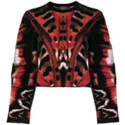 Printed blouse - alexander mcqueen - Shopsquare