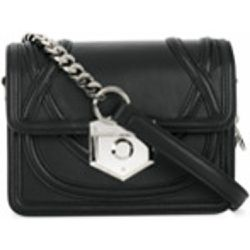 Foldover top crossbody bag - alexander mcqueen - Shopsquare