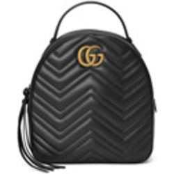 GG Marmont quilted leather backpack - Gucci - Shopsquare