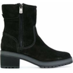 Bottines en daim - Tommy Hilfiger - Shopsquare