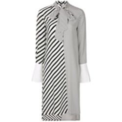 Striped shirt dress - Karl Lagerfeld - Shopsquare