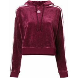 Sweat en velours à logo - Adidas - Shopsquare