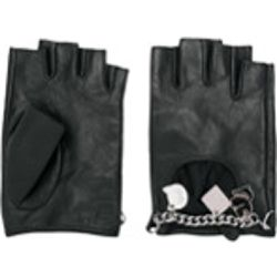 Charm fingerless gloves - Karl Lagerfeld - Shopsquare