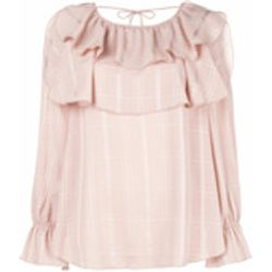 Frilled loose blouse - See By Chloé - Shopsquare