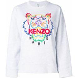 8eb7724ff3c7 Sweat Kenzo Gris pour Femme   Shopsquare