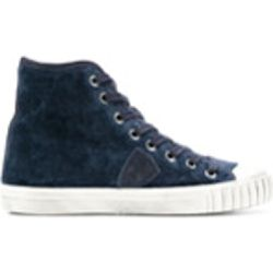 Lace-up high-top sneakers - Philippe Model - Shopsquare