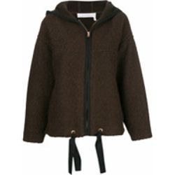 Hooded boxy jacket - See By Chloé - Shopsquare