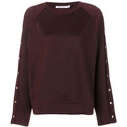 Sweat à détails à clous - T By Alexander Wang - Shopsquare