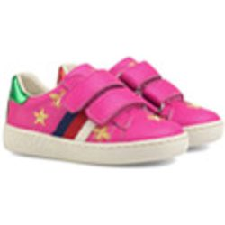 Baskets à scratch - Gucci Kids - Shopsquare
