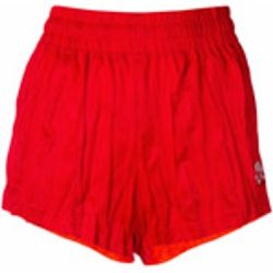 Short de sport à patch logo - Adidas Originals By Alexander Wang - Shopsquare
