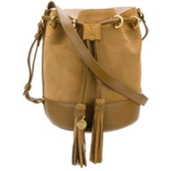 Suede bucket bag - See By Chloé - Shopsquare
