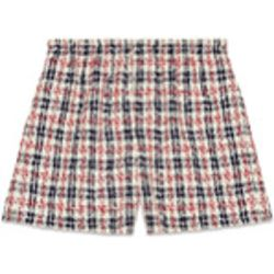 Short à carreaux - Gucci - Shopsquare