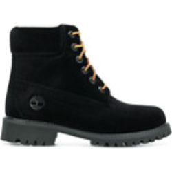 X Timberland lace-up boots - Off-White - Shopsquare