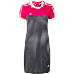 Robe courte à logo - Adidas Originals By Alexander Wang - Shopsquare