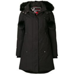 Zipped fur-trim coat - Moose Knuckles - Shopsquare