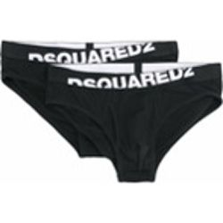 Pack of two briefs - Dsquared2 - Shopsquare