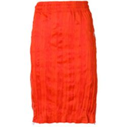 Wrinkled midi skirt - Adidas Originals By Alexander Wang - Shopsquare