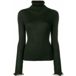 Crystal embellished cuffs jumper - alexander wang - Shopsquare