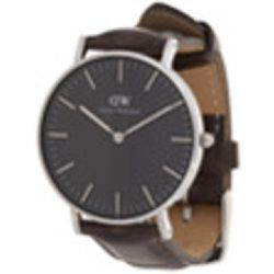 Montre analogique Black York - Daniel Wellington - Shopsquare