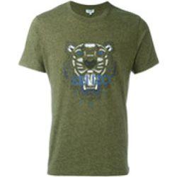 "T-shirt ""Tiger"" - Kenzo - Shopsquare"