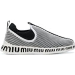 Slip-on sneakers - Miu Miu - Shopsquare