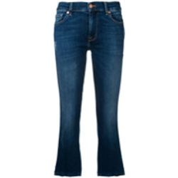 Jean slim crop - 7 For All Mankind - Shopsquare