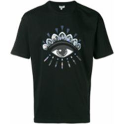 895a125f766 Indonesian Flower Eye T-shirt - Kenzo - Shopsquare