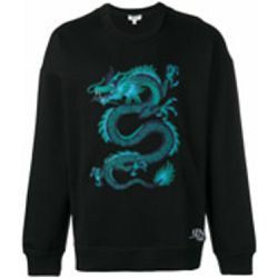 Sweat à patch Dragon - Kenzo - Shopsquare