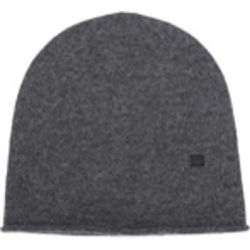 Bonnet à patch logo - Acne Studios - Shopsquare
