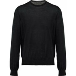 Knitted crew neck sweater - Prada - Shopsquare